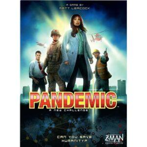 Mayfair Games Pandemic (Sv)