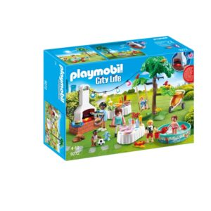 Playmobil City Life Inflyttningsfest 9272
