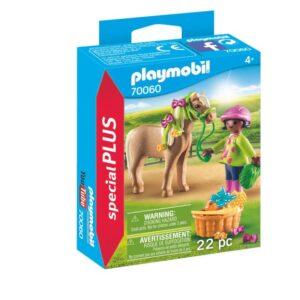 Playmobil Country - Flicka med ponny
