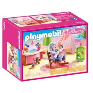 Playmobil Dollhouse - Babyns sovrum