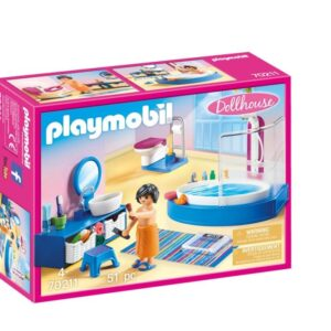 Playmobil Dollhouse Badrum