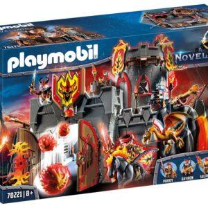Playmobil Knights Fästningen Eldklippan
