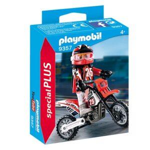 Playmobil Sports & Action Motocross-förare