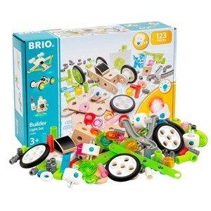 BRIO BRIO® Light Byggset 3+ år