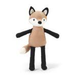 Elodie Snuggles Florian the Fox (Brun)