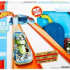 Hot Wheels Track Builder (Curve Kicker Pack)