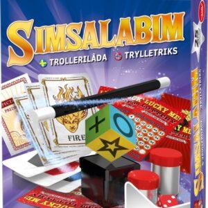 Kärnan Liten Simsalabim 1 (25 trics)