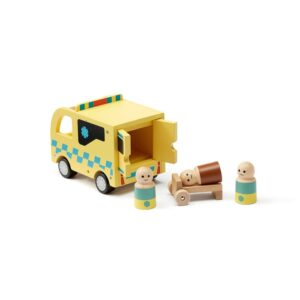 Kids Concept Ambulans Aiden (Gul)