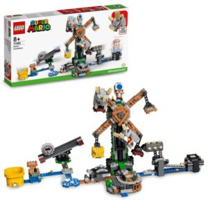 LEGO Super Mario 71390 Reznors anfall Expansionsset