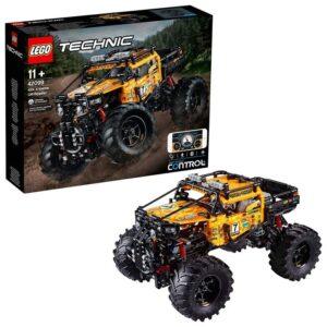 LEGO Technic 42099 Extrem 4X4 terrängbil