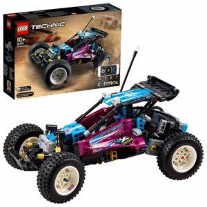 LEGO Technic 42124, Terrängbuggy