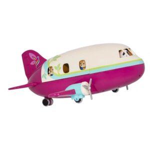 Lil Woodzeez - Airplane Airship 38 Cm 35-Piece