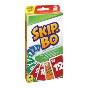 Mattel Skip-Bo Kortspel