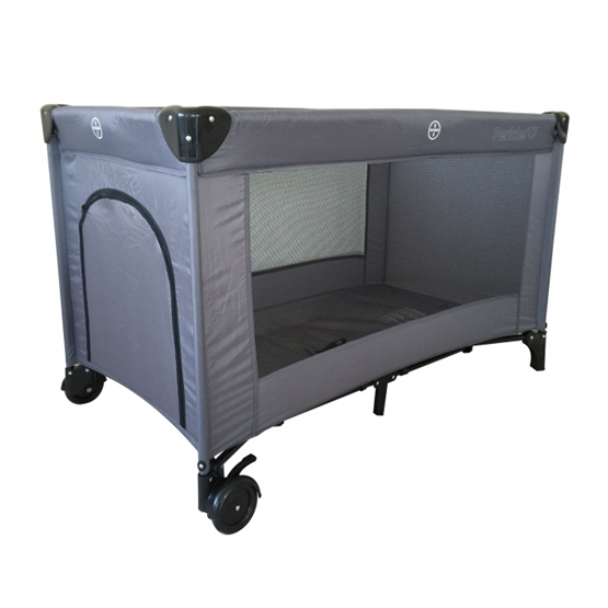 Pericles - Cot 125 X 65 Cm Anthracite