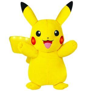 Pokémon Power action Pikachu Gosedjur med ljud och ljus