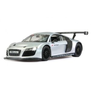 Rastar - Rc Audi R8 Lms Boys 27 Mhz 1:14 Silver