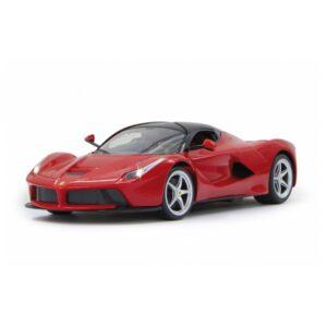 Rastar - Rc Ferrari Laferrari 40 Mhz 1:14 Röd