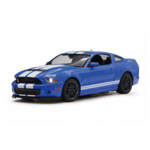 Rastar - Rc Ford Shelby Gt500 27 Mhz 1:14 Blå