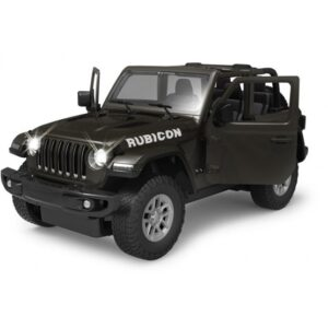 Rastar - Rc Jeep Wrangler Jl Boys 2,4 Ghz 1:14 Svart