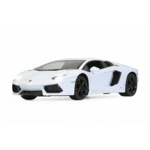 Rastar - Rc Lamborghini Aventador Boys 27 Mhz 1:14 Vit