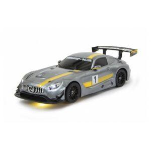 Rastar - Rc Mercedes-Amg Gt3 Transformer 2.4 Ghz 1:14 Silver