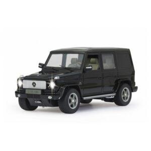 Rastar - Rc Mercedes-Benz G55 Amg Boys 27 Mhz 1:14 Svart