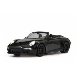 Rastar - Rc Porsche 911 Carrera S Boys 27 Mhz 1:12 Svart