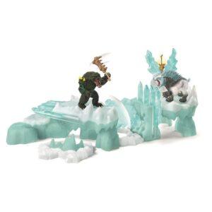 Schleich, Eldrador Attack på isen
