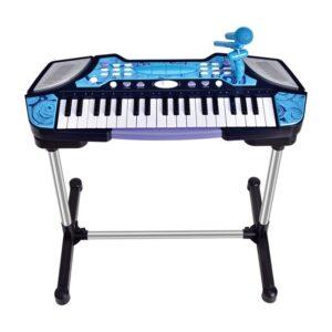 Stage, Keyboard med mic och stativ