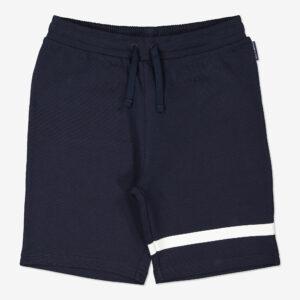 Sweatshirtshorts mörk marinblå
