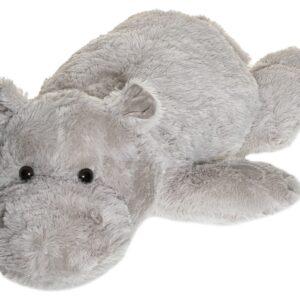 Teddykompaniet Liggande Flodhäst 100 cm (Grå)