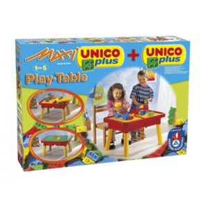 Unico - Play Table 3-In-1 31-Piece
