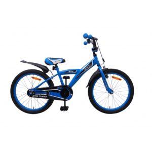 AMIGO Amigo - BMX Cykel - Bmx Turbo 20 Tum Blå