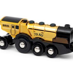 BRIO 33630 Mäktigt guld-Action-lok