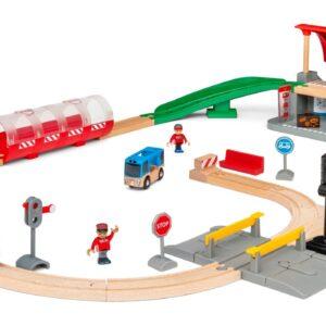 BRIO 33989 Centralstationset
