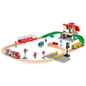 BRIO BRIO® World - 33989 Central Station Train Set 3 - 6 år