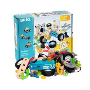 BRIO Builder 34595 Pull back motor set
