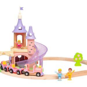BRIO Disney Princess 33312 Slott med tillbehör