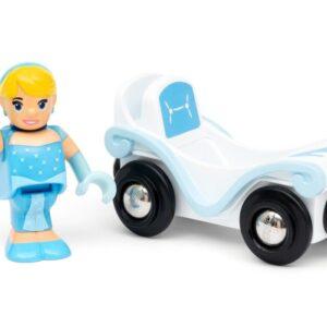 BRIO Disney princess 33322 Askungen med vagn