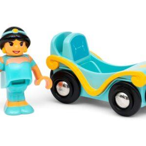 BRIO Disney princess 33359 Jasmine med vagn