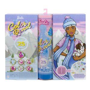 Barbie Color reveal Adventskalender 2021