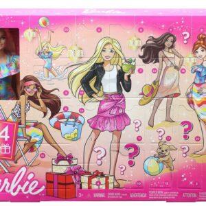 Barbie Day-to-Night Adventskalender 2021