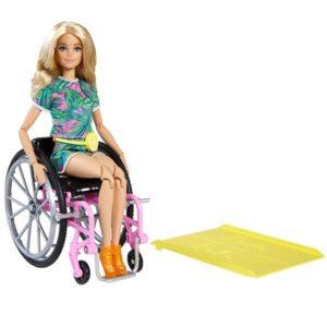 Barbie, Fashionistas Rullstol