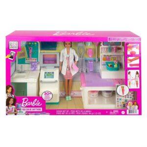 Barbie, Fast Cast Clinic