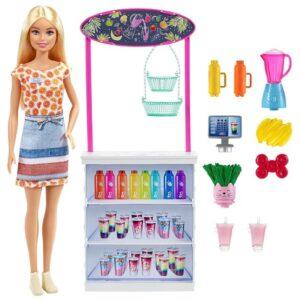 Barbie, Smoothie Bar Playset