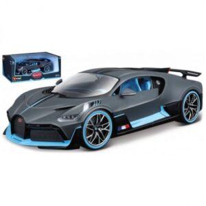Bburago - Model Car Bugatti Divo 28 X 14 Cm Dark Grå