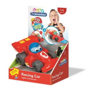 Clementoni Baby Formula 1 Racerbil