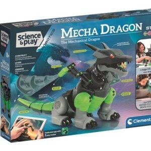 Clementoni S.T.E.M Mecha Dragon Robot (SE/NO/DK/FI)