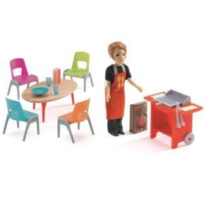 Djeco - Barbecue & Accessories