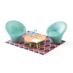 Djeco - The Blue Livingroom